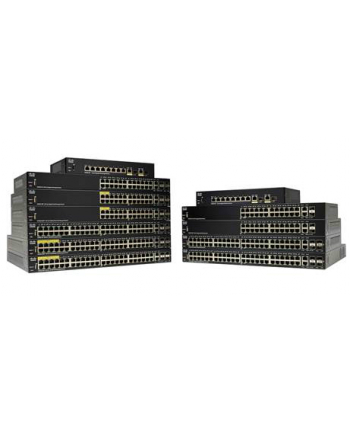 cisco SG250-26HP switch 24x1GbE PoE+(100W) 2xCombo(RJ45/SFP)    SG250-26HP-K9-EU
