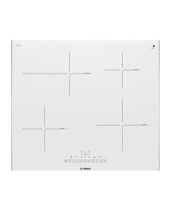 Płyta indukcyjna BOSCH PIF672FB1E (4 pola grzejne; kolor biały)