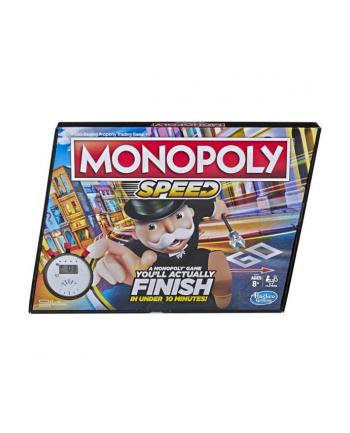 MONOPOLY SPEED E7033 gra HASBRO