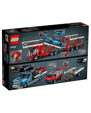 LEGO 42098 TECHNIC Laweta p3