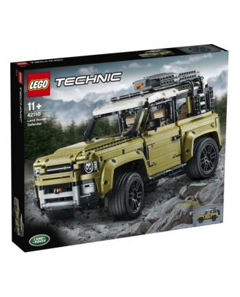 LEGO 42110 TECHNIC Land Rover Defender p2