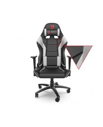 silentiumpc Fotel dla graczy - SR300 V2 WH