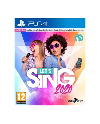 koch *Gra PS4 Lets Sing 2020