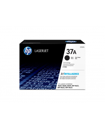 hp inc. Toner CF237AH Czarny Contract Cartridge