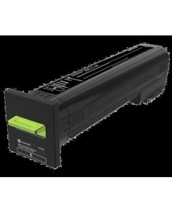 lexmark Toner czarny CS820 33k 72K2XK0
