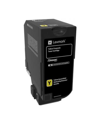 lexmark Toner CS720, CS725 YELLOW 3K 74C20YE