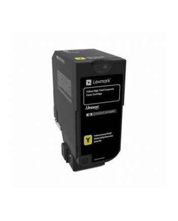 lexmark Toner CS725 żółty 12K 74C2HYE