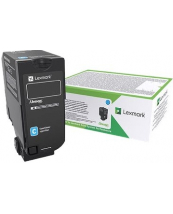 lexmark Toner CX725 Corporate CY 16K 84C2HCE