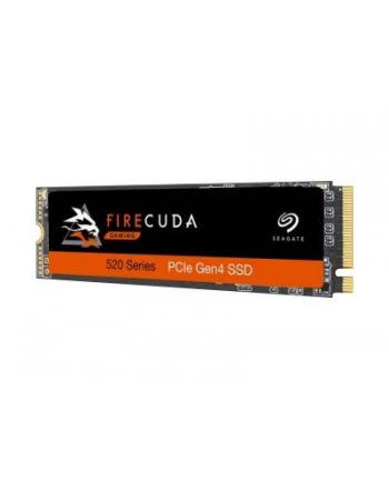seagate Dysk SSD Firecuda 520 2TB PCIe M.2