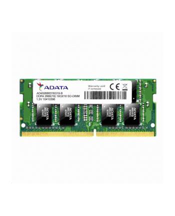 adata Pamięć Premier DDR4 2666 SODIMM 16GB CL19 SBK