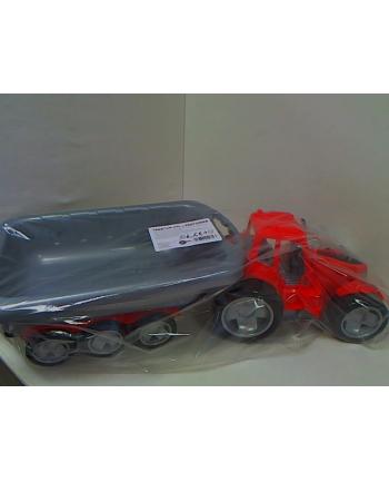 Traktor XXL z przyczepą CZAKO