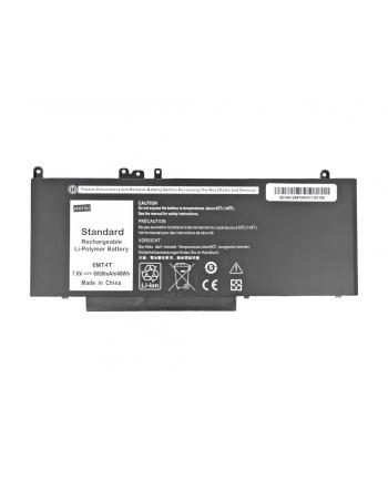 mitsu Bateria do Dell Latitude E5470, E5570 - 7.6V (6000 mAh, 46 Wh)