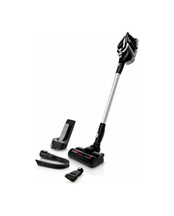Bosch BBS811PCK, upright vacuum cleaner (black / silver)