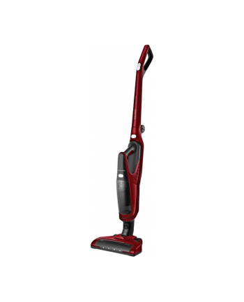 Grundig VCH 9931, upright vacuum cleaner(red / black, 2-in-1)