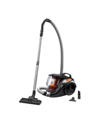 Rowenta Compact Power Cyclonic, Canister (black / orange)