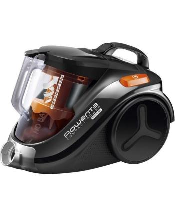 Rowenta Compact Power Cyclonic, Canister(black / orange)