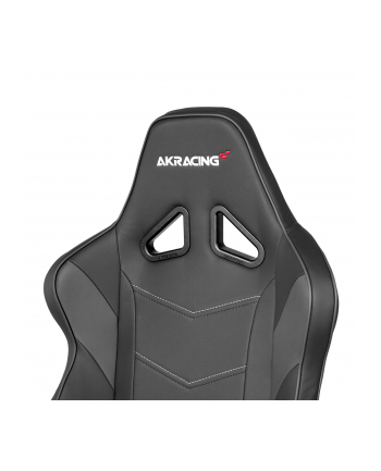 AKRacing Core LX Plus, gaming chair (black / grey)