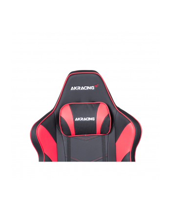 AKRacing Core LX Plus, gaming chair (black / red)