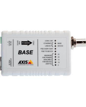 axis Zestaw T8645 PoE+ Over Coax