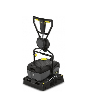 Kärcher scrubber drier BR 40/10 C Adv, scrubbing machine(black / gray, 2.300 watts)