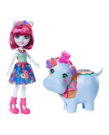Mattel Enchantimals Theme Pack Hedda Hip - GFN56