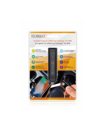 Samochodowa ładowarka USB & elektroniczna zapalniczka TX-134