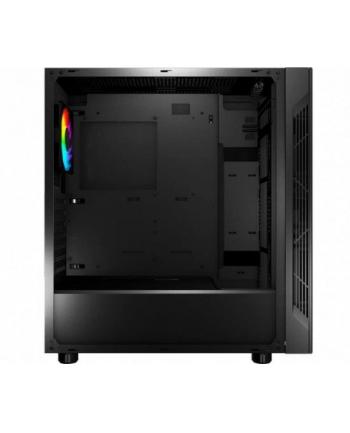 Obudowa MSI MAG VAMPIRIC 010M MSI MAG VAMPIRIC 010M (ATX  Mini ATX  Mini ITX; kolor czarny)