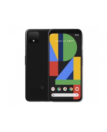 Smartfon Google Pixel 4 XL 64GB Black (6 3 ; OLED; 3040x1440; 6GB; 3700mAh)