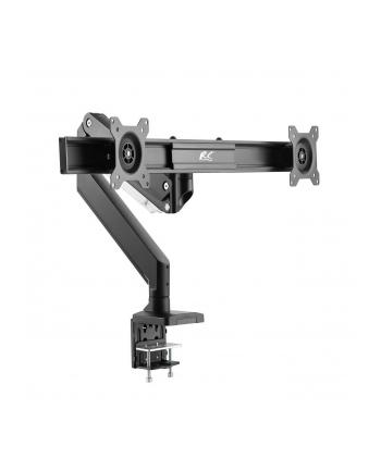 Uchwyt biurkowy do 2 ekranów nano RS RS915 (biurkowy; 17  - 32 ; max 16 kg)