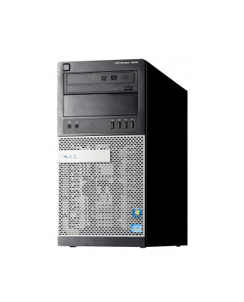 DELL OptiPlex 7010 i7-3770 16GB 256GB SSD + 1TB DVD TOWER Win7pro UŻYWANY