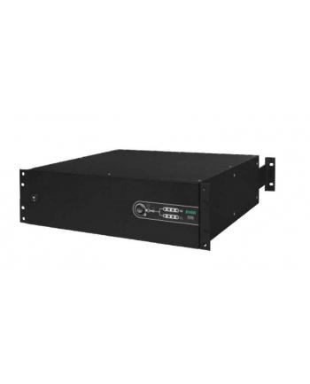 Zasilacz awaryjny UPS Ever UPS EVER SINLINE 1600 USB HID 19  3U W/SL00RM-001K60/07 (Rack; 1600VA)