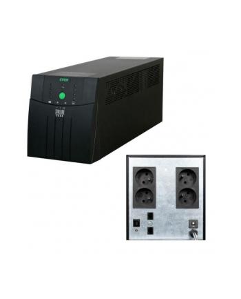Zasilacz awaryjny UPS Ever UPS EVER SINLINE 1200 USB HID W/SL00TO-001K20/07 (TWR; 1200VA)