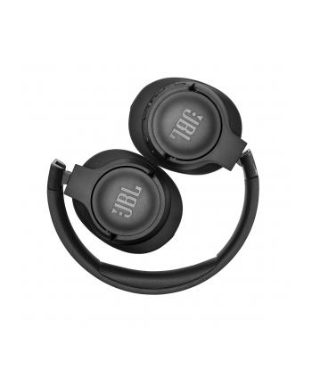 Słuchawki JBL Tune 750 BT NC Czarny (nauszne; Bluetooth; z wbudowanym mikrofonem; kolor czarny