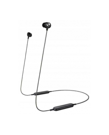Słuchawki bezprzewodowe Panasonic RP-HTX20BE-K (douszne; Bluetooth; TAK; kolor czarny