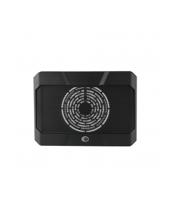 Podstawka chłodząca pod laptop Cooler Master Notepal X150R MNX-SWXB-10FN-R1 (17x cala; 1 wentylator; HUB)