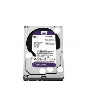 Dysk serwerowy WD Purple WD30PURZ (3 TB ; 35 ; SATA III; 64 MB; 5400 obr/min)