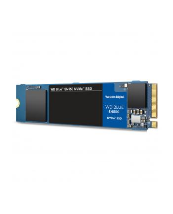 Dysk WD Blue SN550 WDS250G2B0C (250 GB ; M2; PCIe NVMe 30)