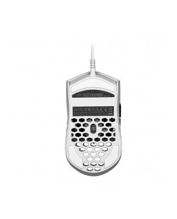Mysz komputerowa Cooler Master MM710 MM-710-WWOL1 (optyczna; 16000 DPI; kolor biały)