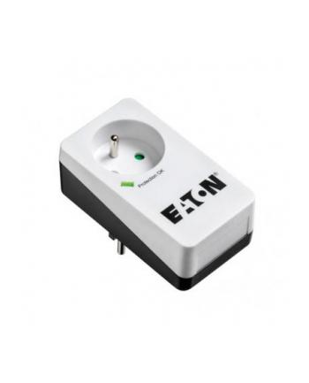 Urządzenie przeciwprzepięciowa EATON PB1F (1 x UTE; 16 A (3680 W); kolor biały)