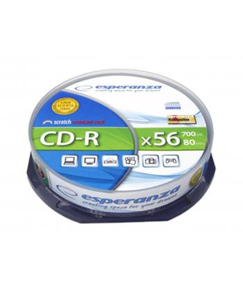 ESPERANZA CD-R SILVERCAKE BOX 10 SZT 2006