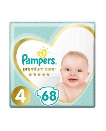 Pampers Zestaw pieluch Premium Care VP 4 (9-14kg) 68