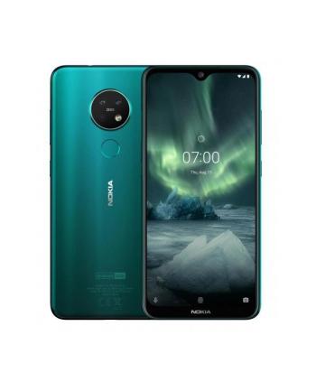 Smartfon Nokia 72 64GB Green (6 3 ; 2340x1080; 4GB; 3500mAh)