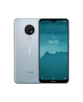 Smartfon Nokia 62 64GB Silver (6 3 ; IPS; 2340x1080; 4GB; 3500mAh)