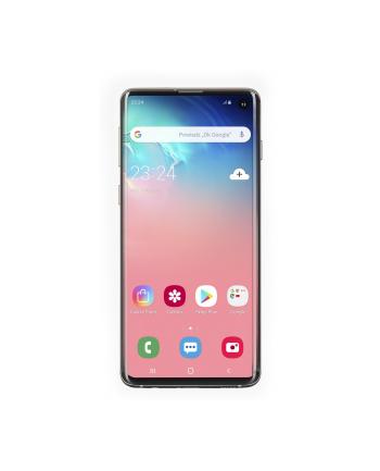 Smartfon Samsung Galaxy S10 128GB Prism Silver (6 1 ; Dynamic AMOLED; 3040x1440; 8GB; 3400mAh)