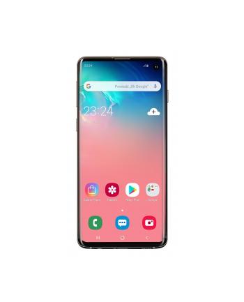 samsung electronics polska Smartfon Samsung Galaxy S10 128GB Prism Black (6 1 ; Dynamic AMOLED; 3040x1440; 8GB; 3400mAh)