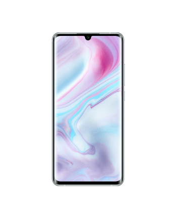 Smartfon Xiaomi Mi Note 10 128GB White (6 47 ; AMOLED; 2340x1080; 6GB; 5260mAh)
