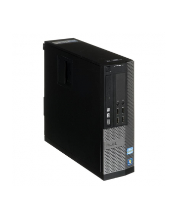 DELL OptiPlex 7010 i7-3770 8GB 256GB SSD DVD DESKTOP Win10pro UŻYWANY