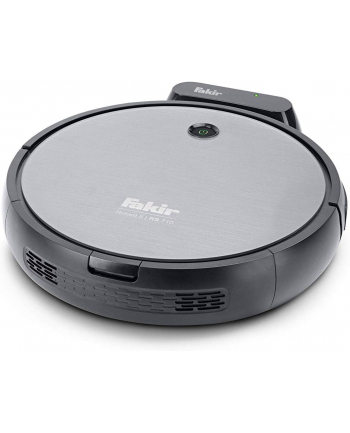 Fakir Robert II RS 710 robotic vacuum(black / stainless steel)