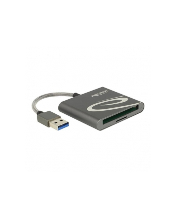 DeLOCK Card Reader -USB 3.0> CF Type I / Micro SD