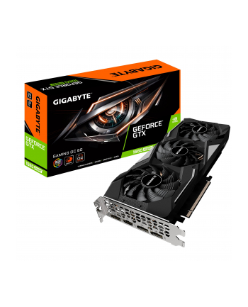 GIGABYTE GeForce GTX 1660 SUPER GAMING OC 6G, graphics card(1x HDMI, 3x DisplayPort)